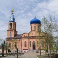 Церковь Покровы Пресвятой Богородицы, УПЦ, г. Орехов, Орехов