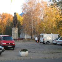 Центральная площадь города Орехова, Орехов