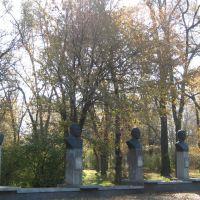 Памятник воинам Великой Отечественной войны, Орехов