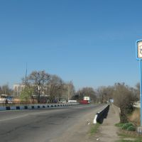 Мост через Конку, Орехов