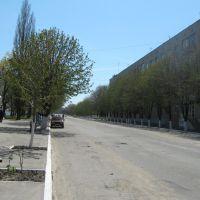 ул. Лен. Курсантов, Орехов