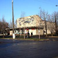 Кинотеатр до реконструкции, Пологи