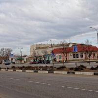 На мелитополь, Приазовское