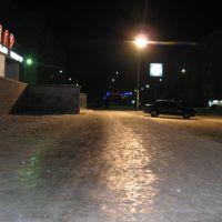 Казацкая зимой, Энергодар