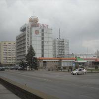 Гостиница Энергодар, Энергодар