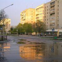 near center, Энергодар