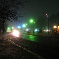 Богородчани (ніч, зима) .., Богородчаны