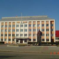 El centro de la ciudad, Богородчаны