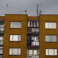 антенований будинок .., Богородчаны