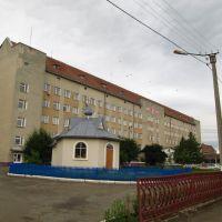 Лікарня, пологовий будинок у Богородчанах .., Богородчаны