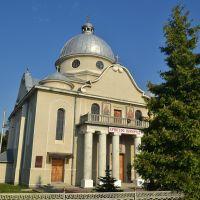 Храм Івана Богослова збудований  у 1934 році, Богородчаны