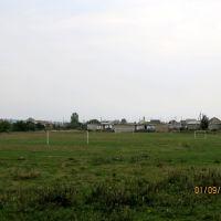 Стадіон біля школи, Богородчаны