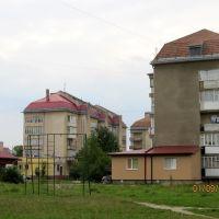 Польські будинки, Богородчаны