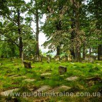 Jewish Cemetery in Bolekhiv, Болехов
