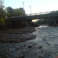 На річці, Болехов