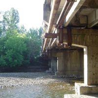 Під мостом, Болехов