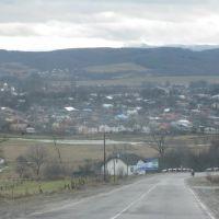 Вид на місто, Болехов