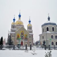 Церква святих  Жон Мироносець (Болехів) 1909р., Болехов