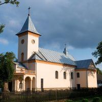 м.Болехів, Костел Успіння Діви Марії (1820р), Болехов