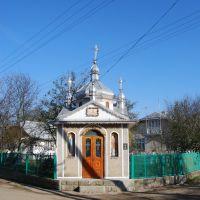 Капличка в центрі села, Болшовцы