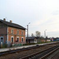 Залізнична станція Тарновиця, 1889 р., Болшовцы