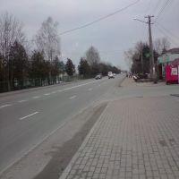 Street 22 January, Брошнев-Осада