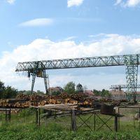 Nuzhniy sklad of Chernobyl, Брошнев-Осада