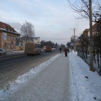 На Калуш, Брошнев-Осада