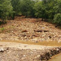Наводнение 07.2008 Селевой поток, Бытков