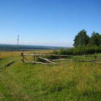дорога з лісу .., Бытков