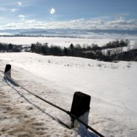 Зимове узбіччя, Бытков