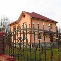 будинок у лісі .., Бытков