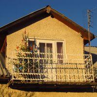 ялинка на балконі .., Бытков