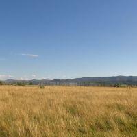 поле і небо .., Бытков