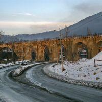 мост в Ворохте, Ворохта