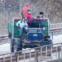 Местный транспорт / Local Transportation, Ворохта