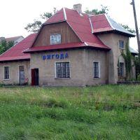 Vygoda Railway Station, Выгода