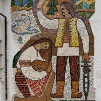 Мозаика в Выгоде / Mosaic in Vyhoda, Выгода