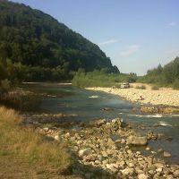 river Svicha, Выгода