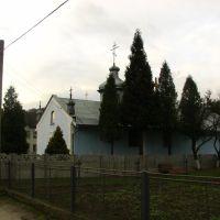 Храм святого Володимира Великого УАПЦ., Галич