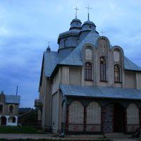 Храм святих апостолів Петра і Павла УГКЦ., Галич
