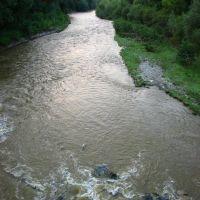річка Лу́ква., Галич