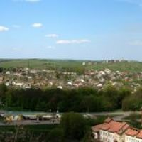Панорама Галича, Галич