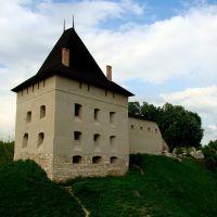 Галицький замок,  Halych castle, Галич