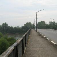 ►На мості, Галич