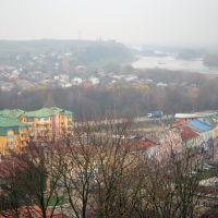 Замкова гора, м.Галич, в долині р.Дністер, Галич