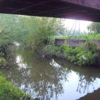 Річка під мостом, Гвоздец