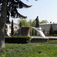 Памятник Шевченку, Городенка
