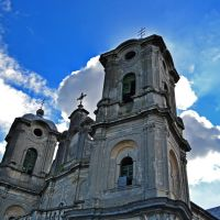 Church of the Immaculate Conception of Blessed Virgin Mary (Костел Непорочного Зачаття Пресвятої Діви Марії 1743-1755), Городенка