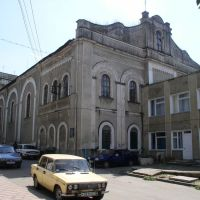 Horodenka_it was a synagogue..., Городенка
